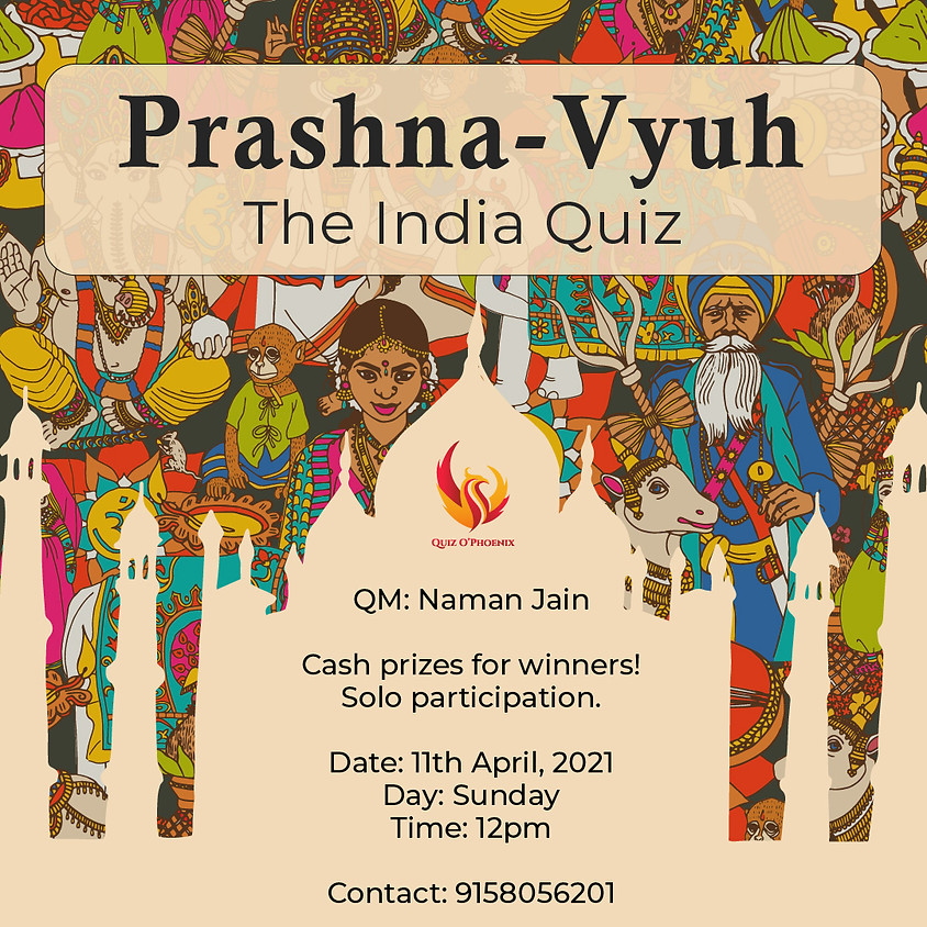 Prashna-Vyuh: The India Quiz