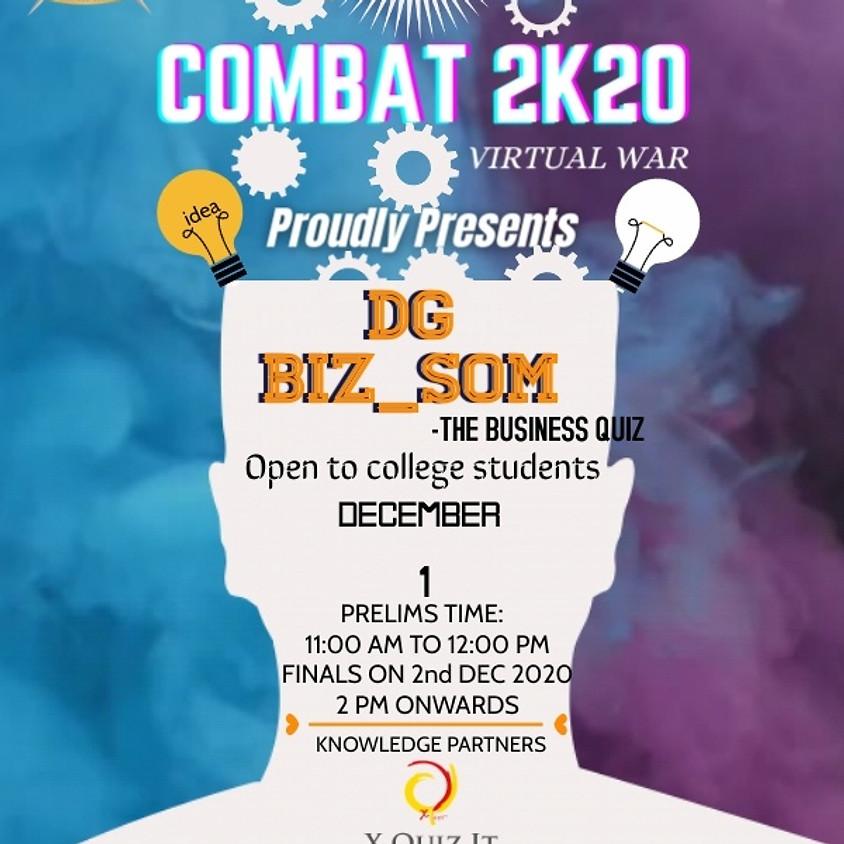 Combat 2K20 - Business Quiz