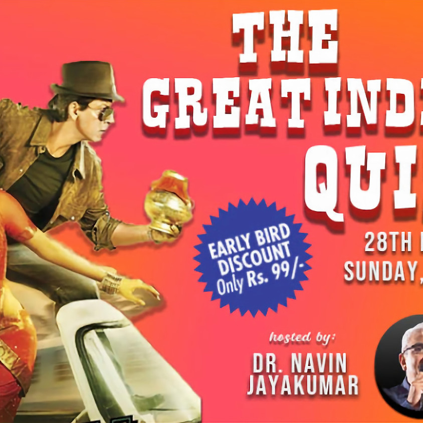 The Great India Quiz - 5th Edition by IWTK