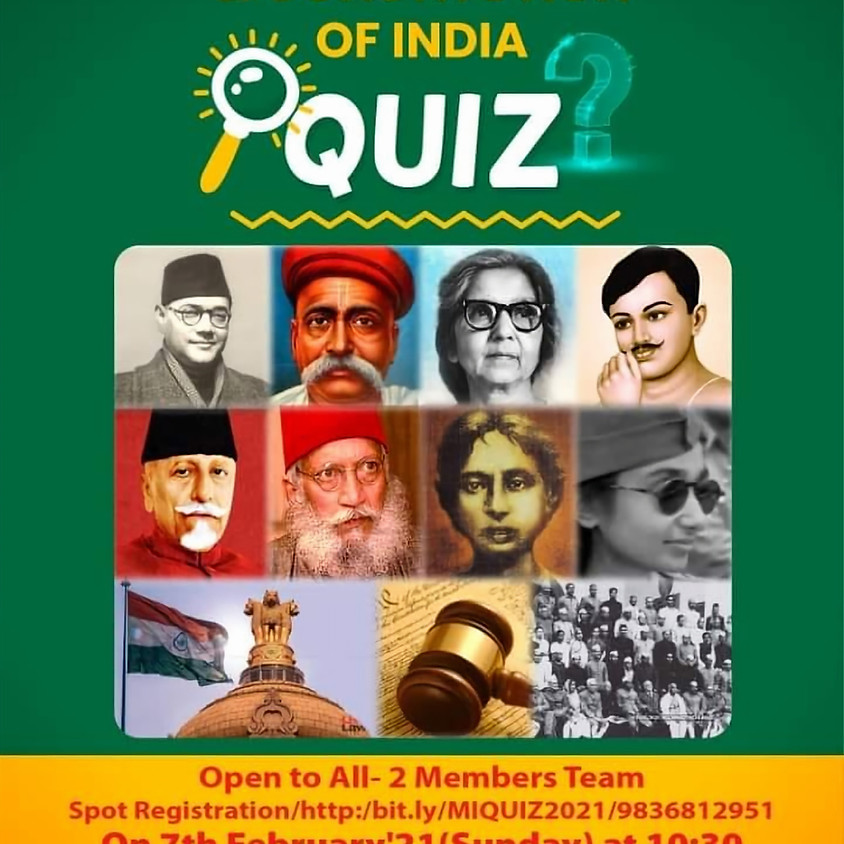 Indian Freedom Movement and Constitution of India
