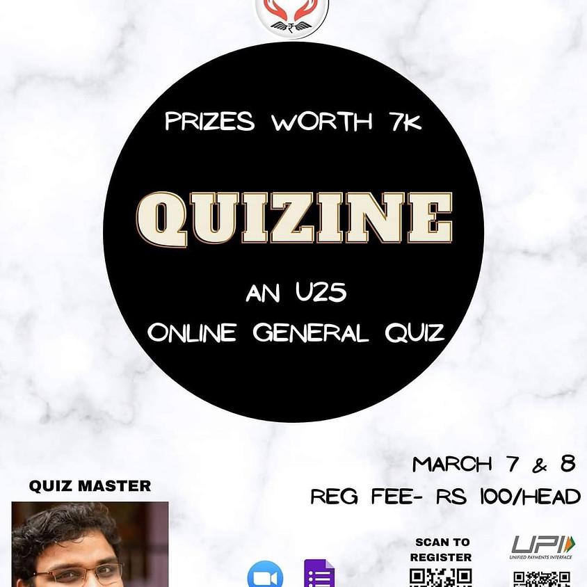 Quizine - General Quiz