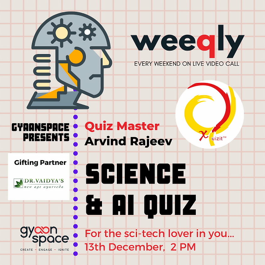Science & AI Quiz