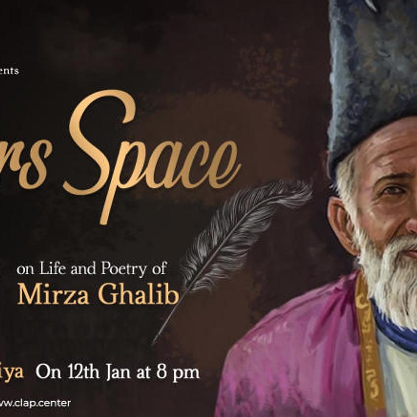 Writers Space quiz on Mirza Ghalib Hosted by Manisha Kanthaliya