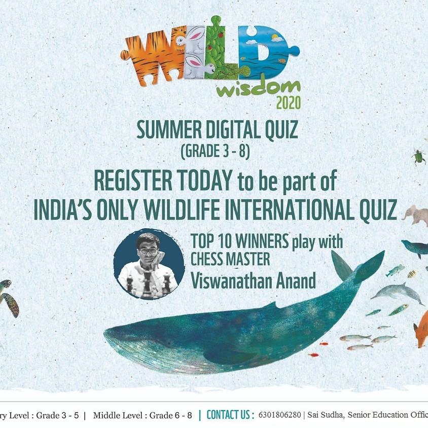 Wild Wisdom Quiz | By WWF | Grade 3 - 8