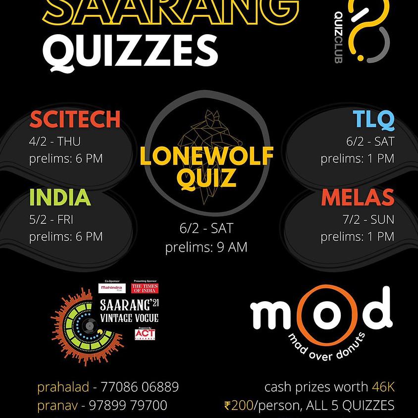 Saarang Quizzes
