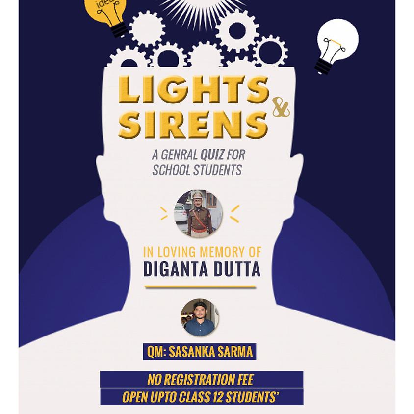 Lights & Sirens | A General Quiz