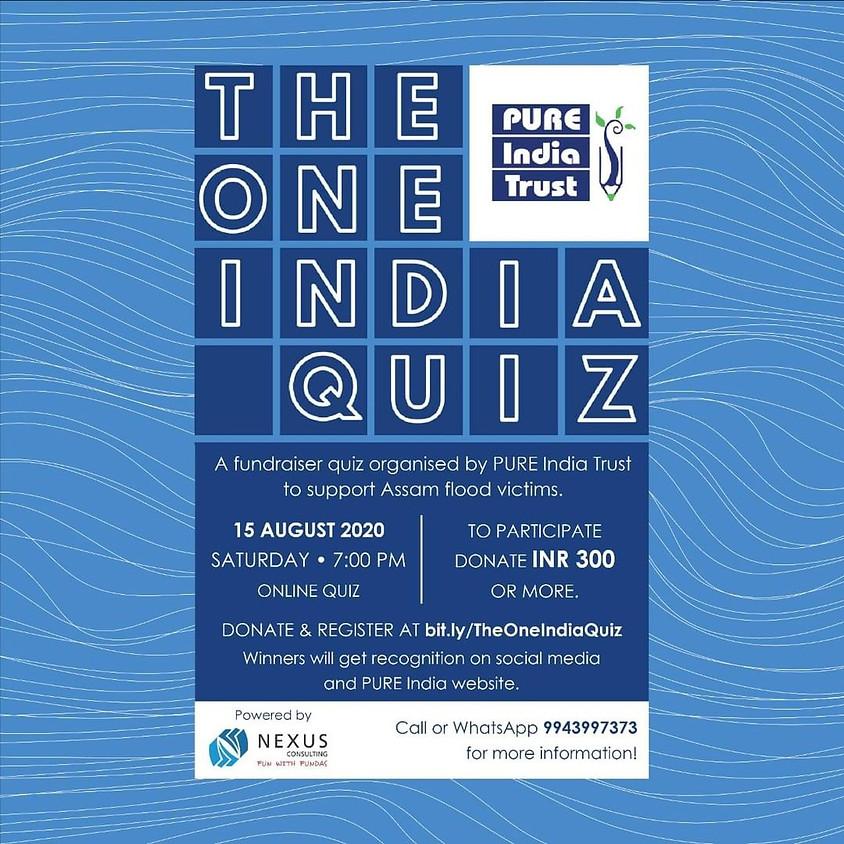 The One India Quiz