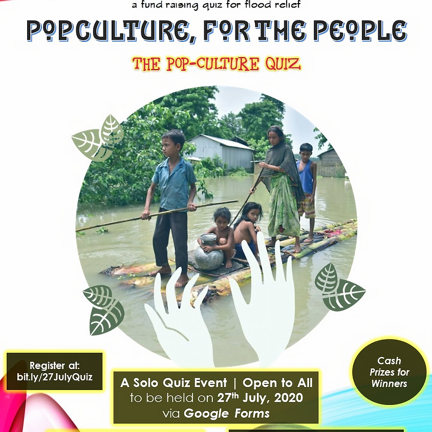 Pop Culture, For The People   By Munindra Nath Hazarika and Abhinav Das