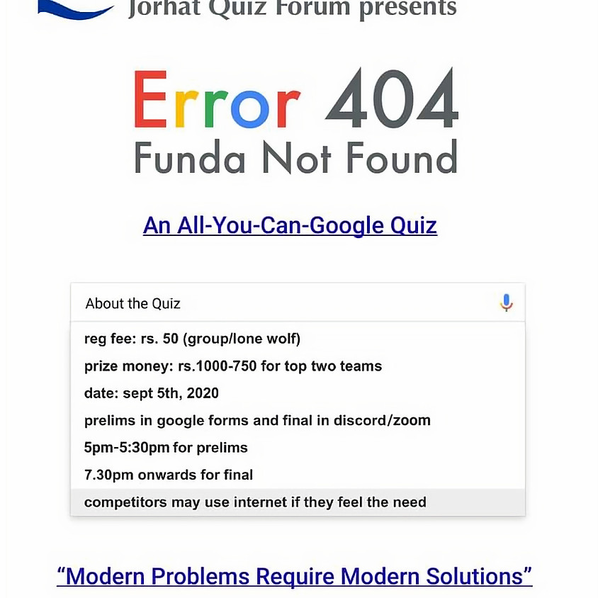 Error 404: Funda not Found