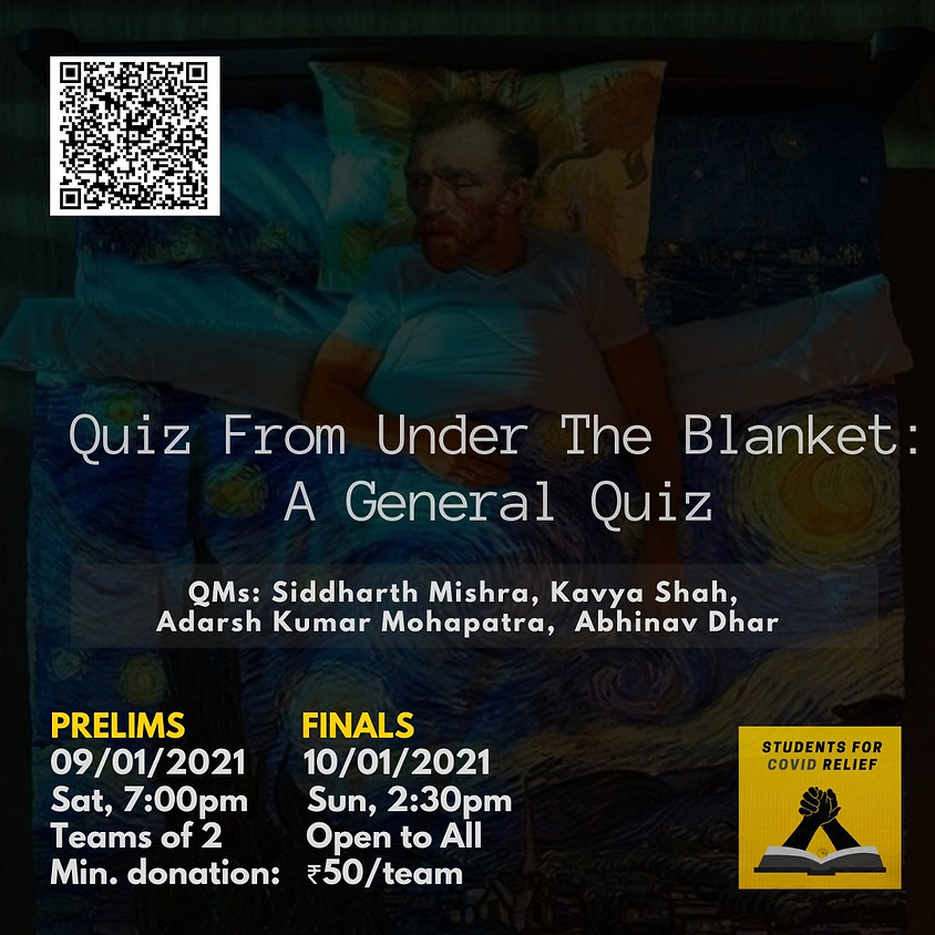 Quiz from Under The Blanket
