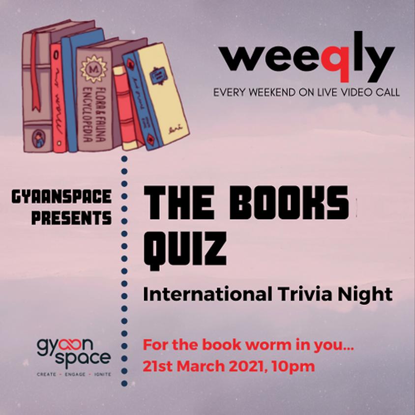 The Books Quiz