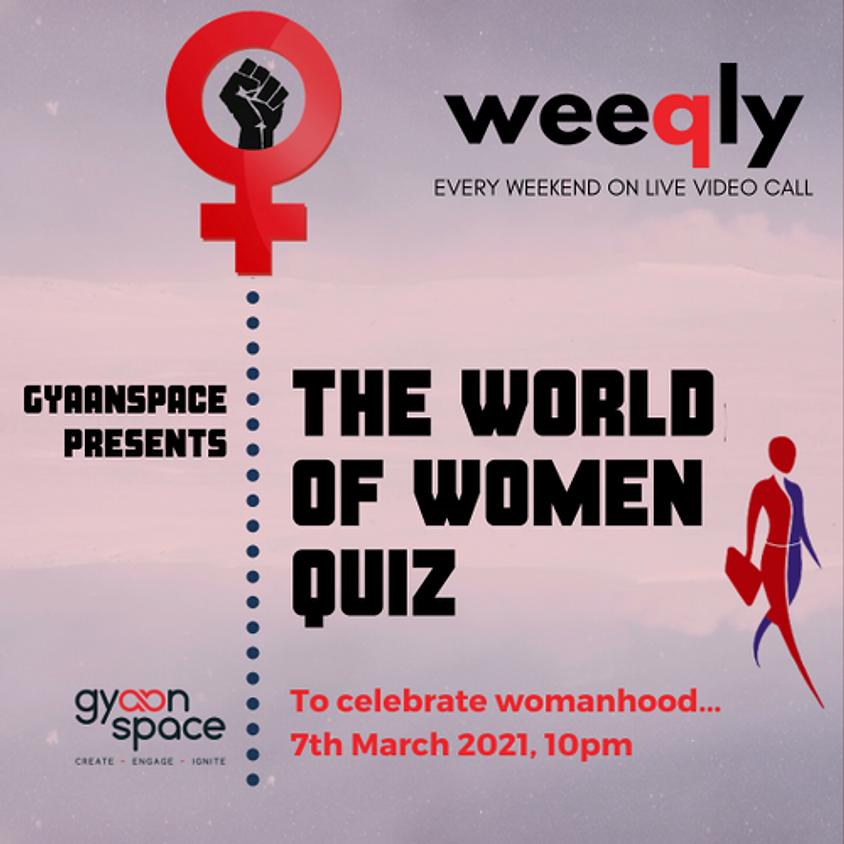 World of Women Quiz