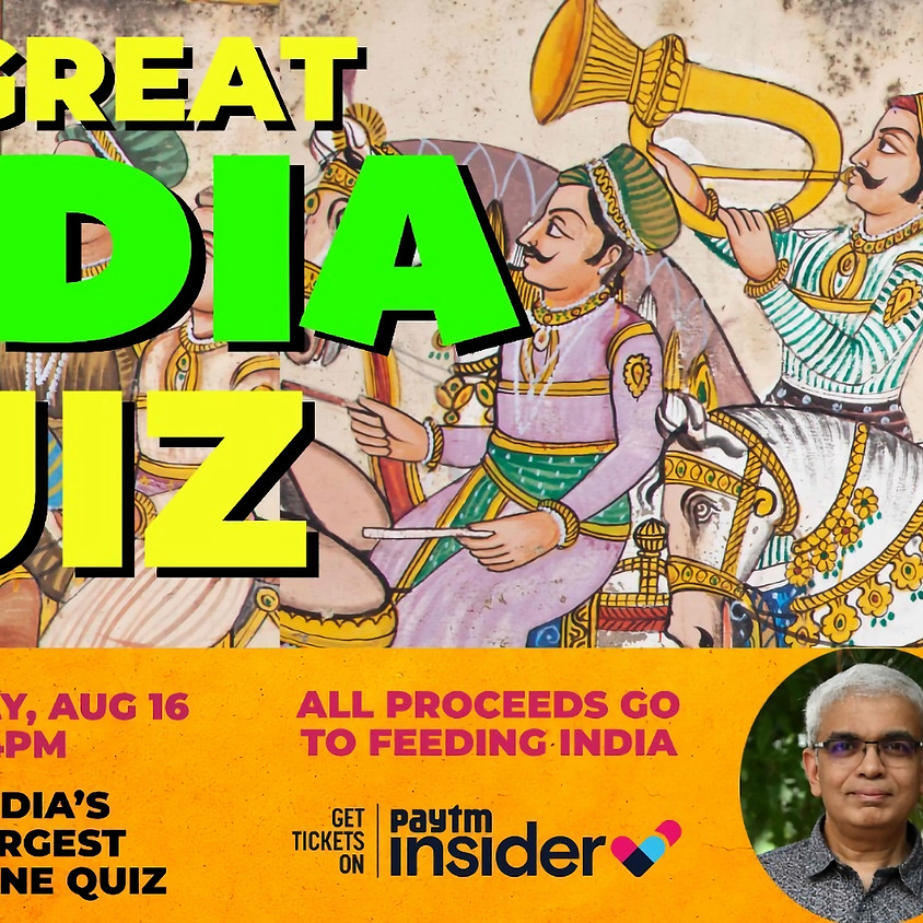 The Great India Quiz By Dr Navin Jayakumar