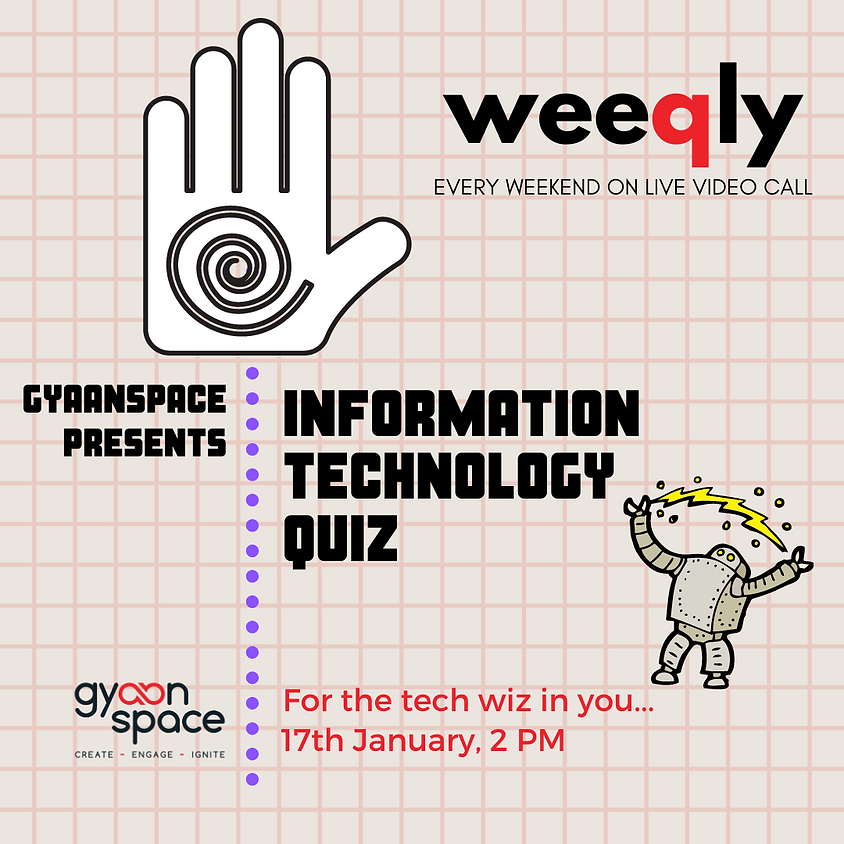 Information Technology Quiz