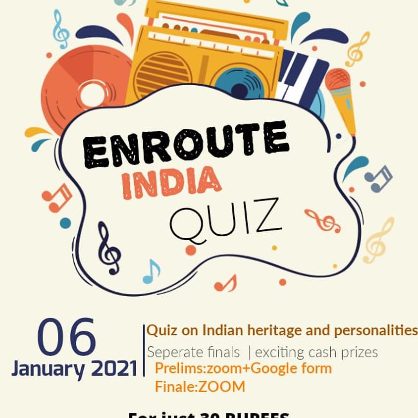 Enroute India