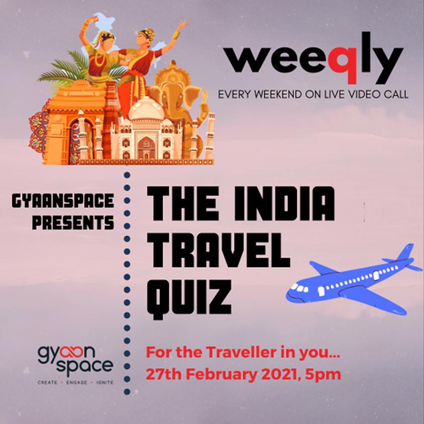 The India Travel Quiz