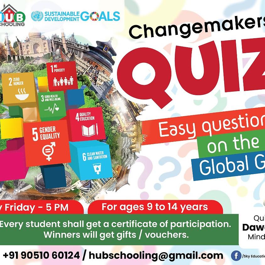 UN SDG Quiz By Dawood Vaid