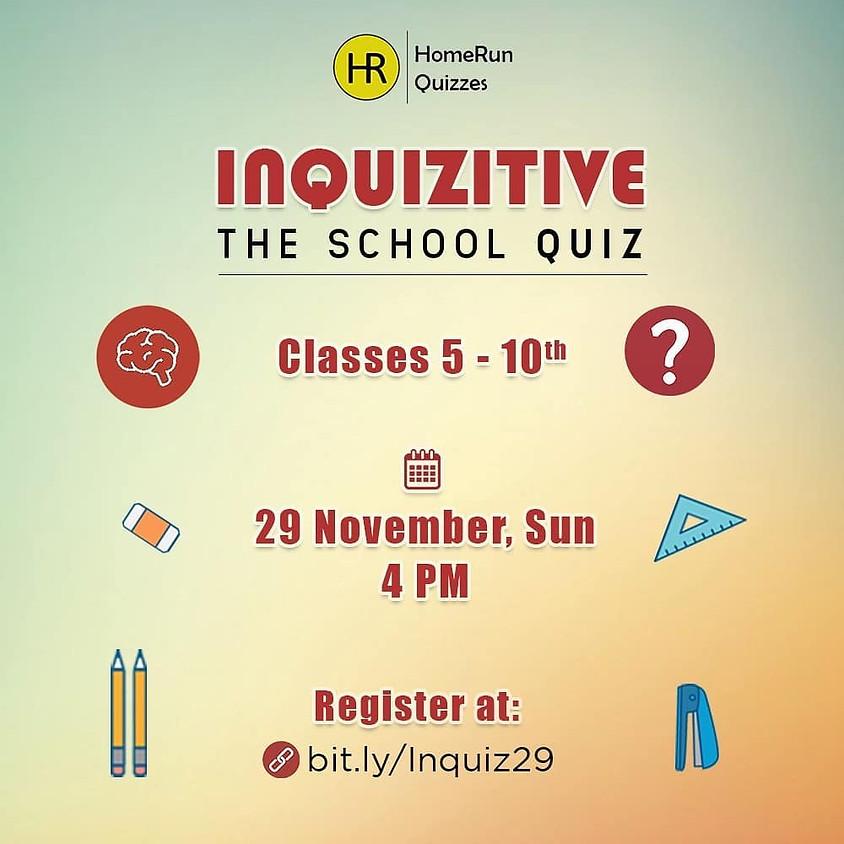 Inquisitive - The School Quiz