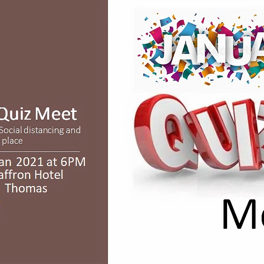 MQF Monthly Quiz Meet