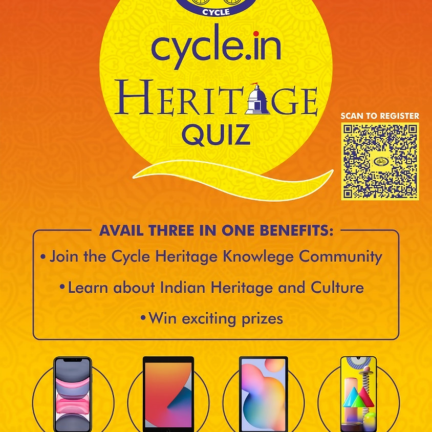 Cycle Heritage Quiz