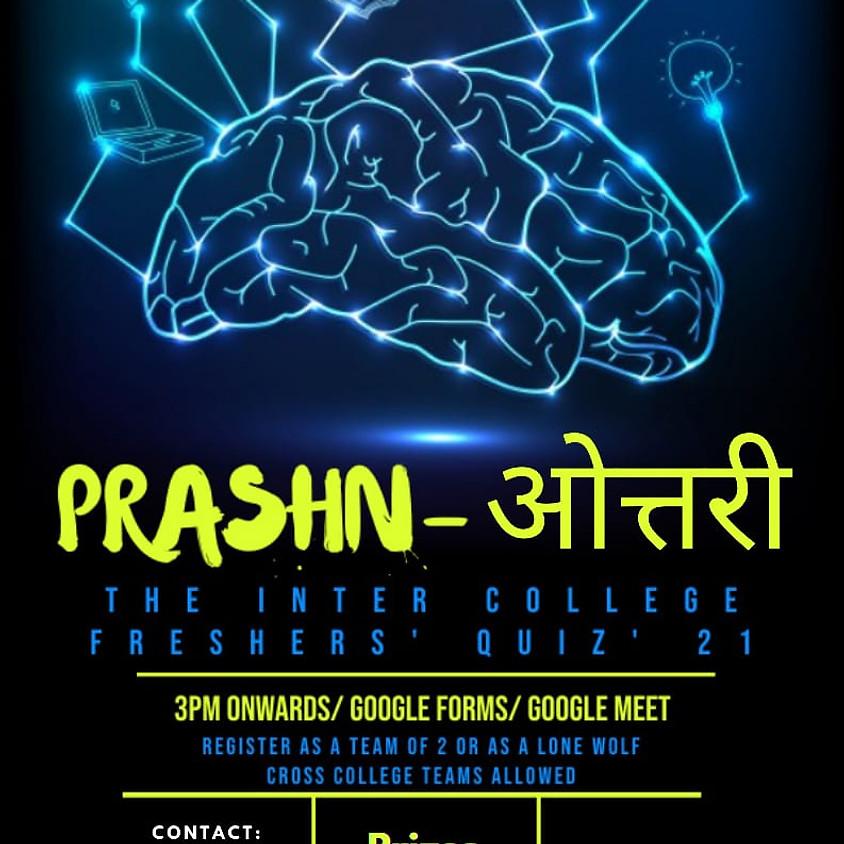 Prashn- ओत्तरी
