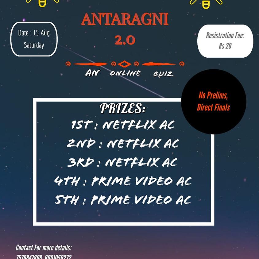 ANTARAGNI 2.0