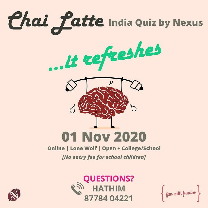 The Chai Latte India Quiz By Nexus