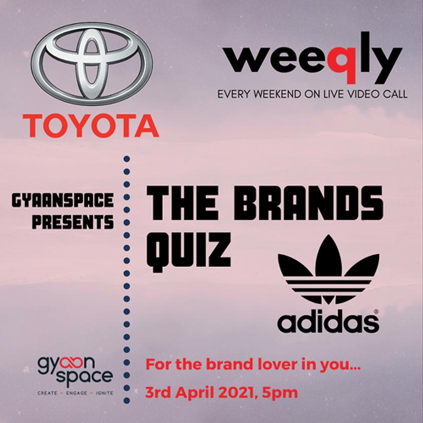 Brands Quiz