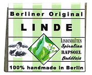 Handgemachte Lindenblüten-Seife Berliner Original