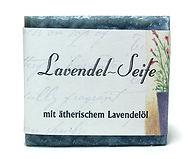 Handgemachte Lavendel-Seife