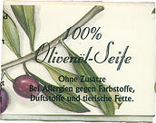 Handgemachte reine Olivenöl-Seife