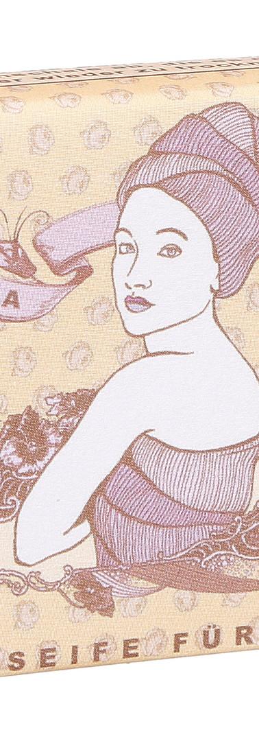 Bella Donna Buttermilch-Seife