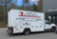First Choie Installations truck