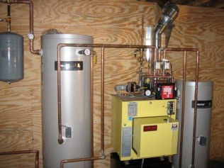 High efficiency Oil & Gas Furnaces