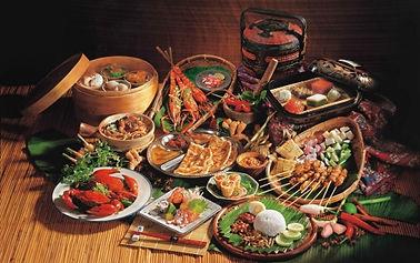 Traditional Malay Cuisine (Halal)