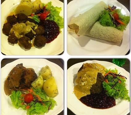 Traditional Swedish Cuisine (Halal)