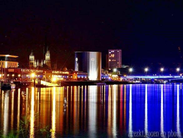 Les quais de Rouen