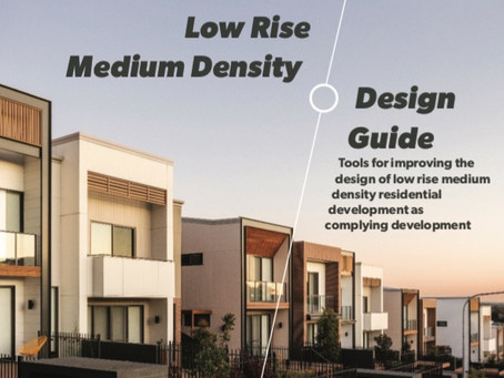 Low Rise Medium Density Housing Code: A Brief Overview