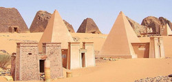 Amanirenas Pyramid