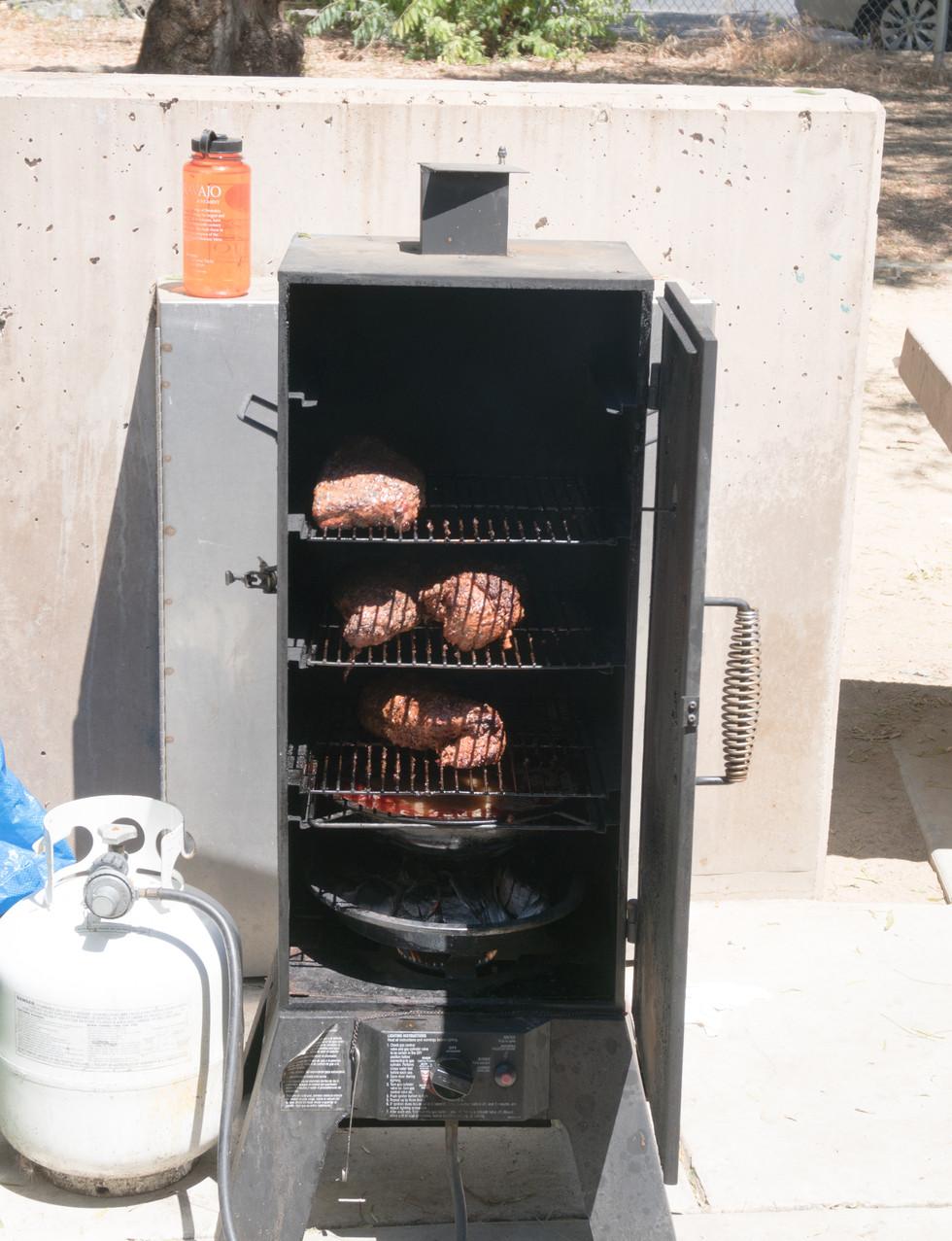 Smokin' Bob's BBQ!
