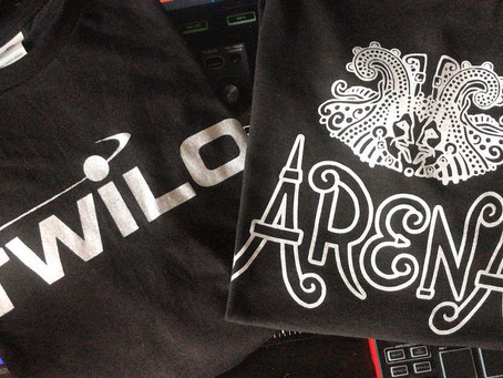 Just in - Twilo & Arena T-Shirts!