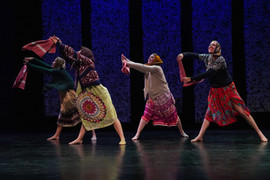 The Making of a Babushka - Amirov Dance Theater