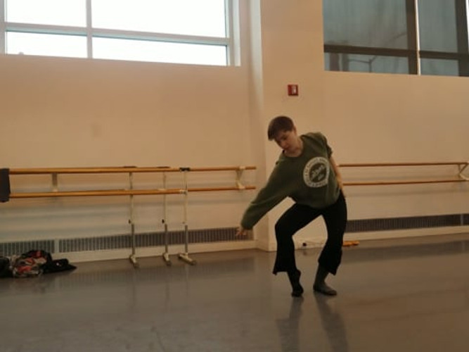Seymour::dancecollective Rehearsal | Anna's Accumulation