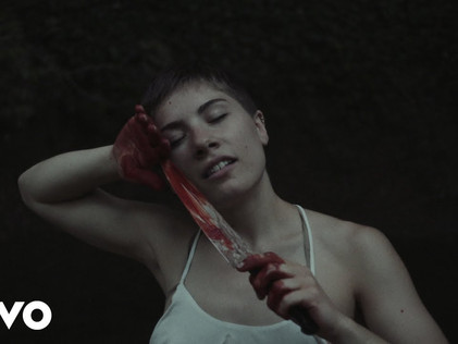SHAED | Silver Knife Official Music Video | Max Haben