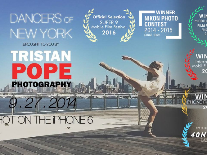 Dancers of New York | Tristan Pope Photography