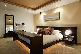 Framed art for hotels