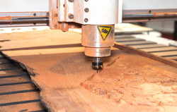 CNC Routing and Fabrication