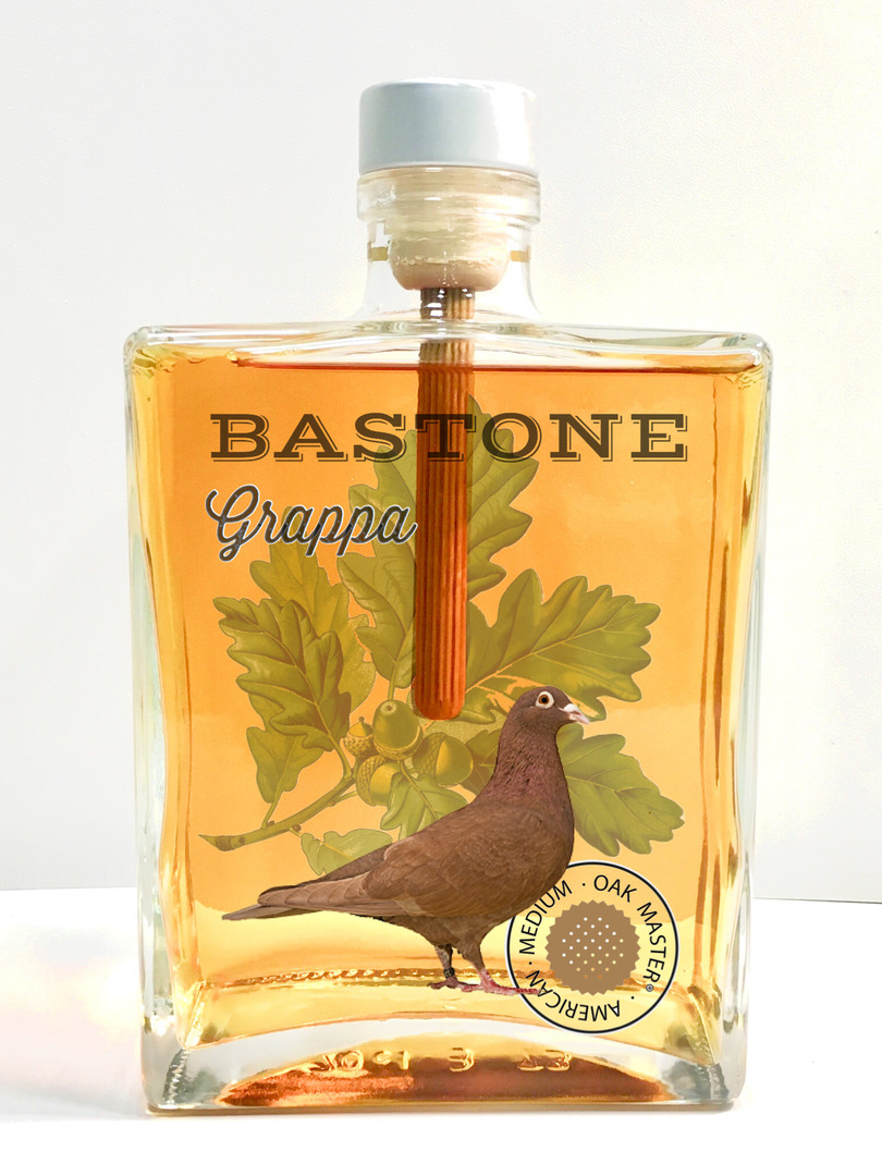 OAK INFUSION GRAPPA