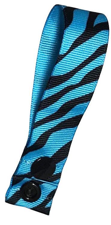Blue Zebra Pad Hanger