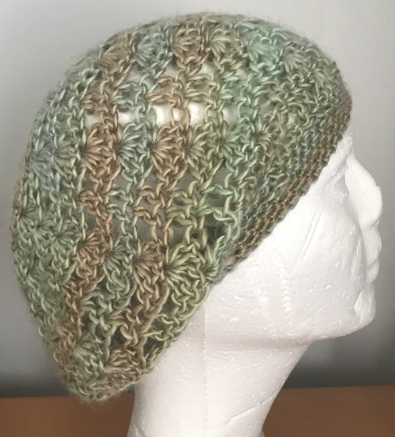 Thumbnail: Meadow Lacy Slouchy Beanie